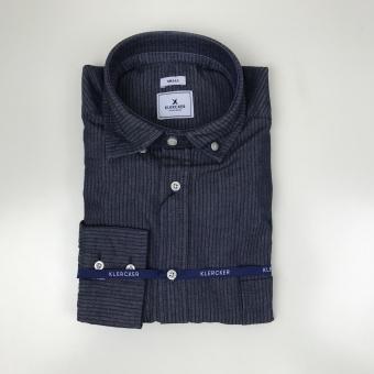 Af Klercker, Chambray stripe skjorta
