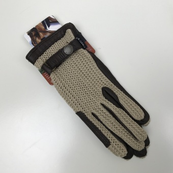 Hestra Deerskin Crochet