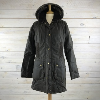 Barbour Bower Wax jacket