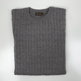 Stenströms, Cable crew neck