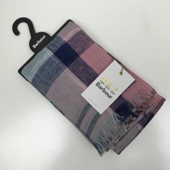 Barbour, Tartan Linen scarf