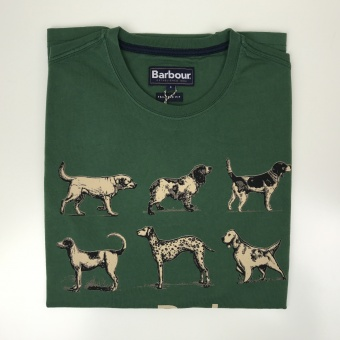 Barbour, Hound tee