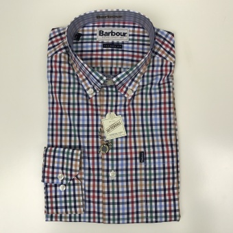 Barbour, Terence