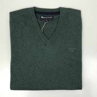 Barbour, Pima cotton v-neck