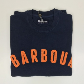 Barbour, Prep logo crew