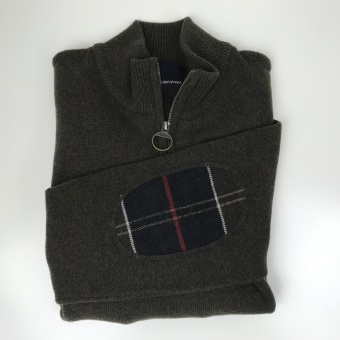 Barbour, Holden half zip tröja