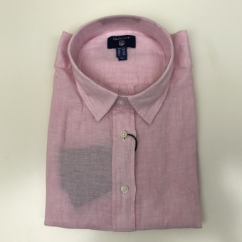 GANT, The linen chambray shirt