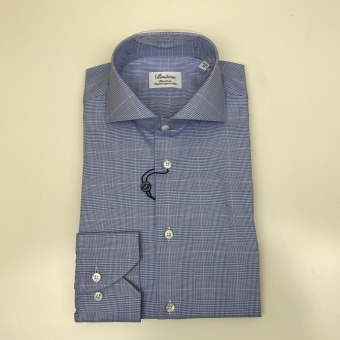 Stenströms, Checked fitted body shirt