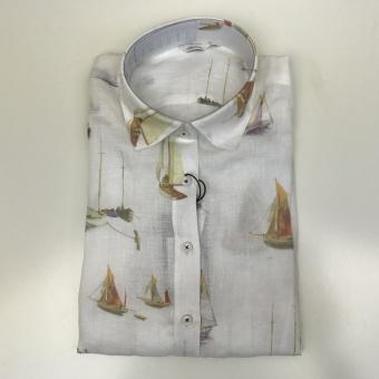 Stenströms, Boat linen classic shirt