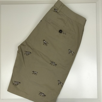 Barbour, Feature emb shorts