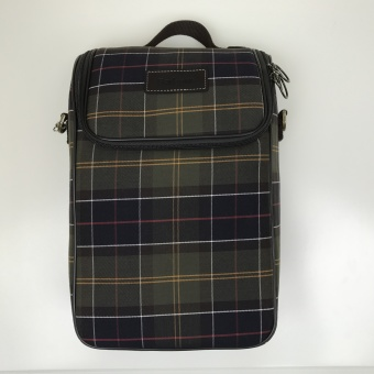 Barbour, Tartan Cooler Bag