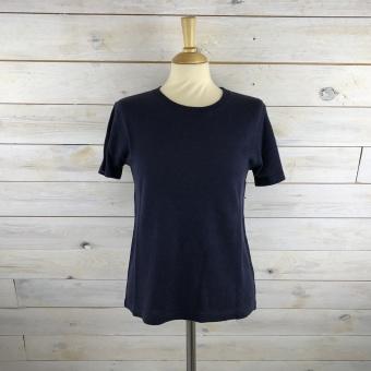 GANT, Relaxed linen t-shirt