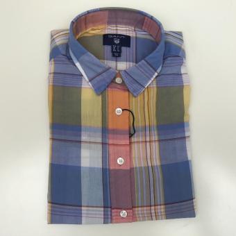 GANT, Voile madras shirt
