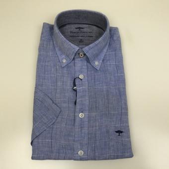 Fynch Hatton, The linen combi S/S shirt