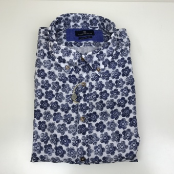Hansen and Jacob, Shirt wild flower print