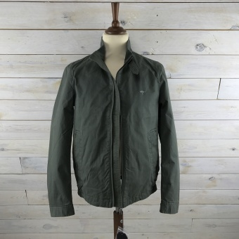 Fynch Hatton, Cotton blouson jacket
