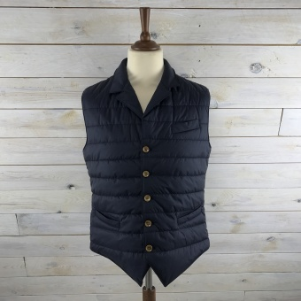 Hansen and Jacob, G-padded waistcoat