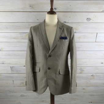 Fynch Hatton, Blazer linen mix