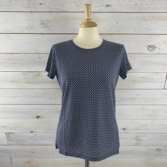 GANT, AOP SS t-shirt