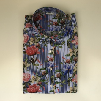 Stenströms, Flower patterned shirt