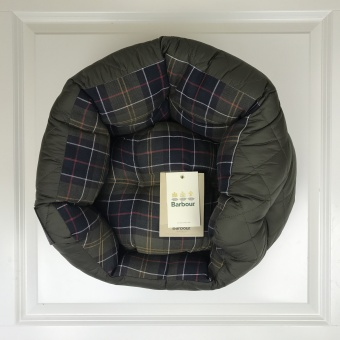 Barbour, Quilted dog bed