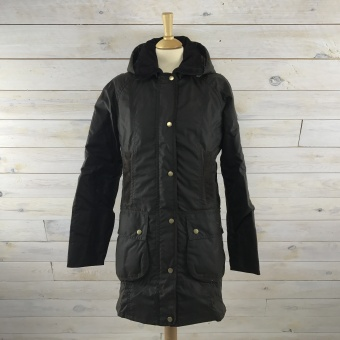 Barbour, Bower wax jacket