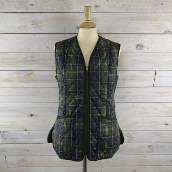 Barbour, Tartan betty liner