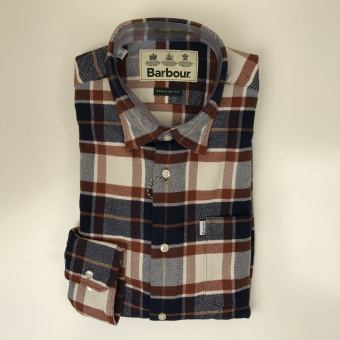 Barbour, Lowther patch shirt