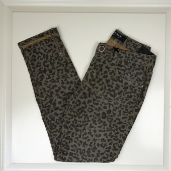 MOS MOSH, Summer leopard jeans