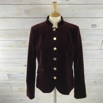 Cavaliere, Lady Stockholm velvet jacket