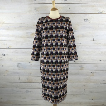 IVKO, Jacquard dress