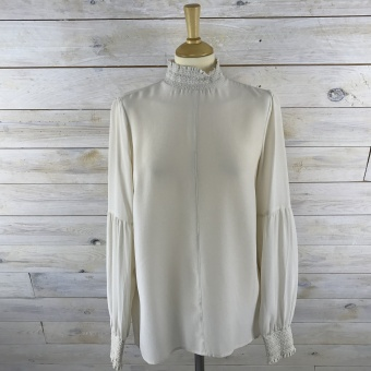 MOS MOSH, Vega silk blouse