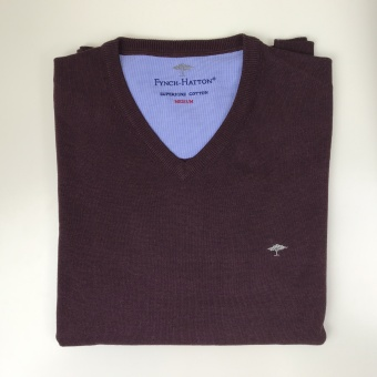 Fynch Hatton, V-neck knitwear