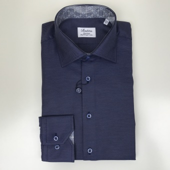 Stenströms, Fitted body shirt with contrast details