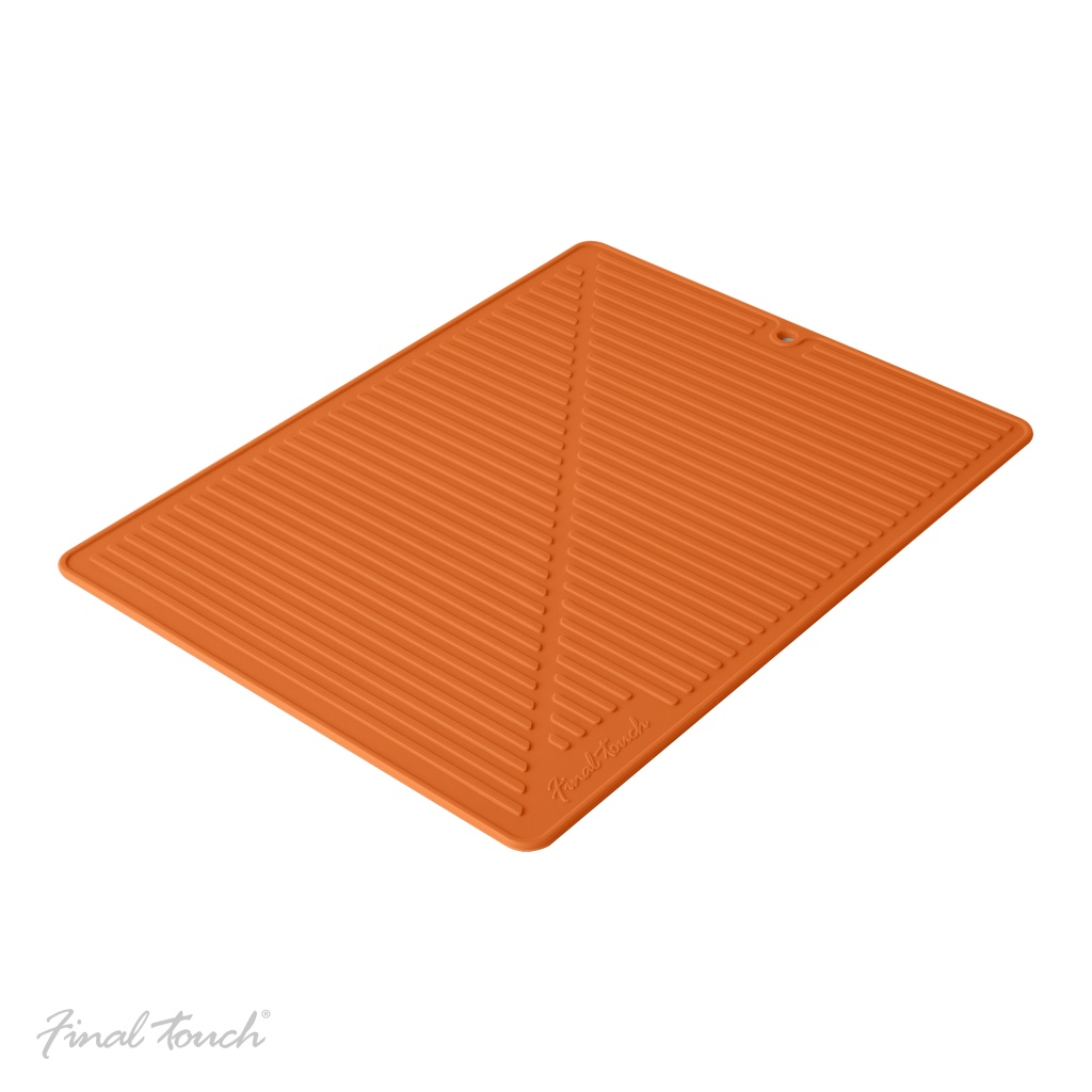 Torkmatta Drying Mat, Orange