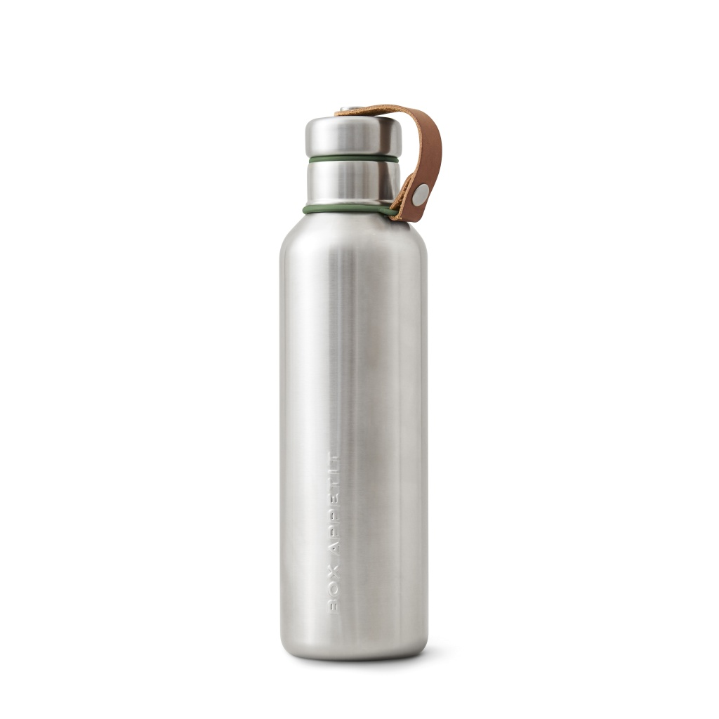 Insulated Water Bottle Large Olive