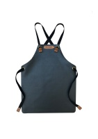 Kids Apron Black