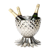 Pineapple Silver wine cooler