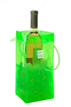 Vinkylarpåse Ice bag green