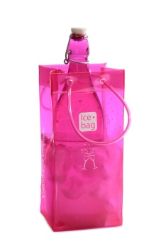 Vinkylarpåse Ice Bag pink