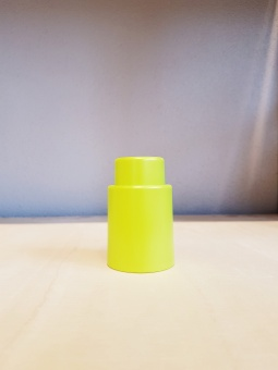 Vacuum Wine Stopper Lime