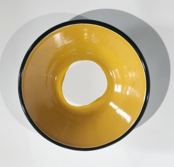 Kapka Yellow Soup Bowl
