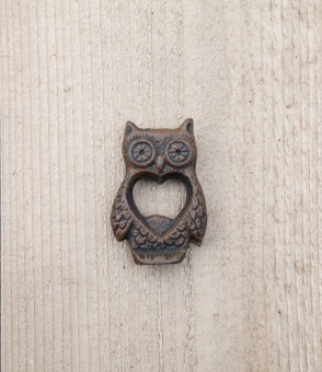 TWINE owl bottle opener
