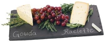 TWINE Slate cheese board