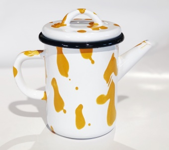 Kapka Yellow Teapot