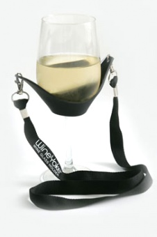 Wine Yoke Black