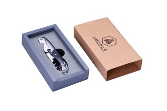 Laguiole grey corkscrew