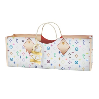 Purse Bag Colorful Truey