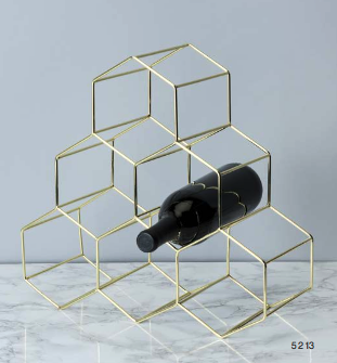VISKI Geo Wine Rack