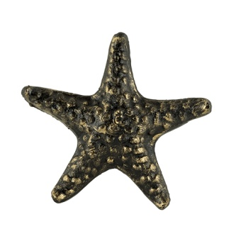 Seaside starfish bottle opener
